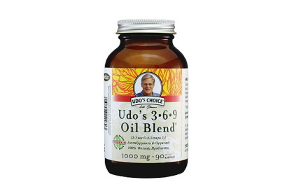 Udo's Oil 3∙6∙9 Blend (90 softgel κάψουλες)
